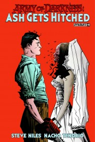 Army of Darkness: Ash Gets Hitched #4