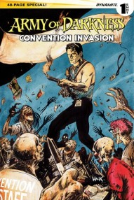 Army of Darkness: Convention Invasion One-Shot