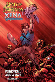 Army of Darkness/Xena: Warrior Princess #2