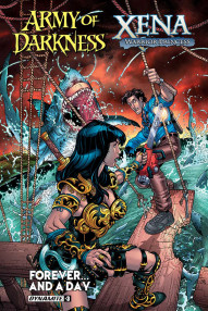 Army of Darkness/Xena: Warrior Princess #3