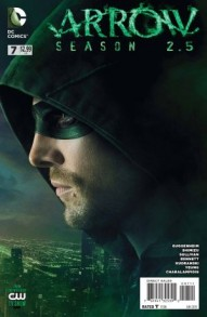 Arrow: Season 2.5 #7