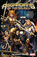 Asgardians of the Galaxy Vol. 1: The Infinity Armada TP Reviews