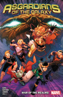 Asgardians of the Galaxy Vol. 2: War Of Realms TP Reviews