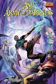 Ash and the Army of Darkness Annual #2014