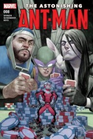 Astonishing Ant-Man #8