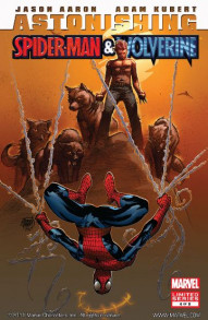 Astonishing Spider-Man And Wolverine #4