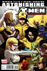 Astonishing X-Men: Xenogenesis #2