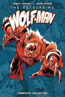 Astounding Wolf-Man  Complete Collection HC Reviews