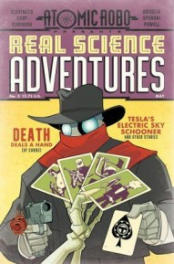 Atomic Robo Presents: Real Science Adventures #3