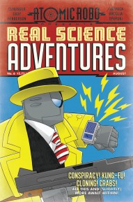 Atomic Robo Presents: Real Science Adventures #6