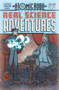 Atomic Robo Presents: Real Science Adventures #7