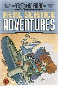 Atomic Robo Presents: Real Science Adventures #8