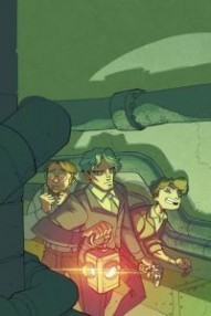 Atomic Robo Presents: Real Science Adventures #9