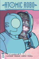 Atomic Robo: The Dawn of a New Era #1
