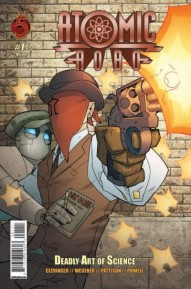Atomic Robo: The Deadly Art of Science #1
