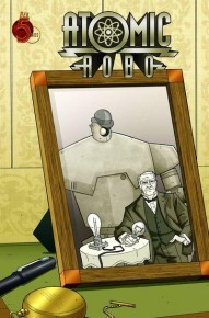 Atomic Robo: The Deadly Art of Science #3
