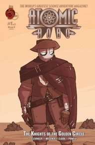 Atomic Robo: The Knights of the Golden Circle #1