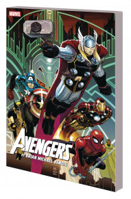 Avengers Vol. 1: By Bendis Complete Collection
