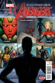 All-New All-Different Avengers #0