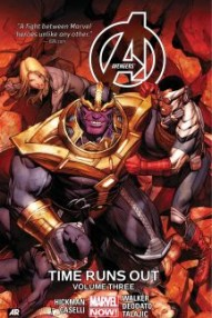 Avengers Vol. 3 By Jonathan Hickman