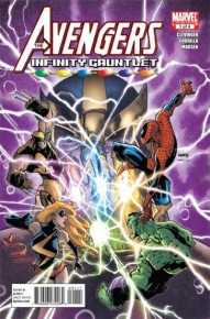 Avengers and the Infinity Gauntlet #1