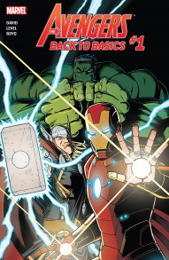Avengers: Back To Basics #1