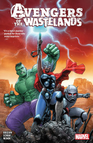 Avengers of the Wastelands Collected