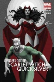 Avengers Origins: Scarlet Witch & Quicksilver
