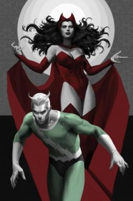 Avengers Origins: The Scarlet With & Quicksilver