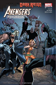 Avengers: The Initiative #23