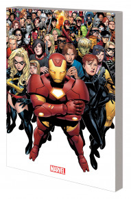 Avengers: The Initiative Vol. 1 Complete Collection