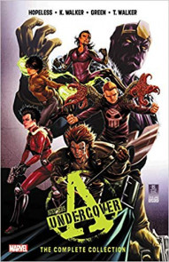 Avengers Undercover Complete Collection