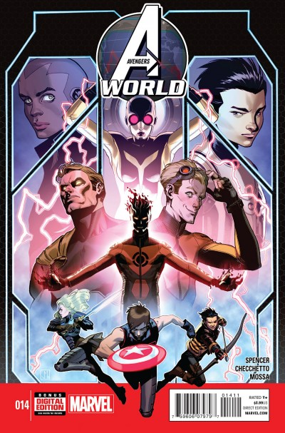 Avengers World #14 Reviews (2014) at ComicBookRoundUp com