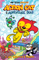 Aw Yeah Comics: Action Cat and Adventure Bug Vol. 1 TP Reviews