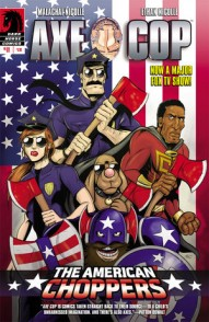 Axe Cop: American Choppers