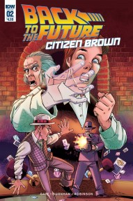 Back to the Future: Citizen Brown #2