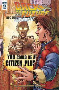 Back to the Future: Citizen Brown #3
