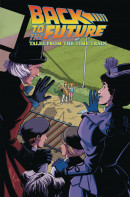 Back to the Future: Tales From The Time Train  Collected TP Reviews