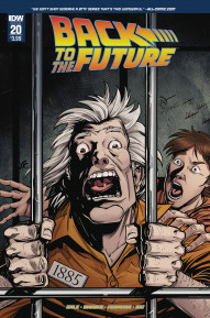 Back to the Future #20