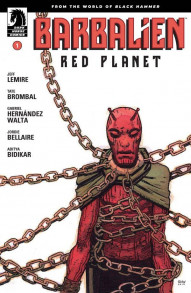 Barbalien: Red Planet #1