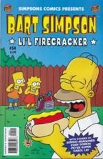 Bart Simpson  Comics #54