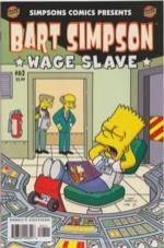 Bart Simpson  Comics #62