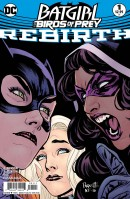 Batgirl and the Birds of Prey: Rebirth #1