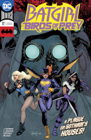 Batgirl and the Birds of Prey #17