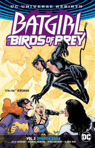 Batgirl and the Birds of Prey Vol. 2: Source Code