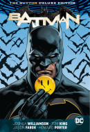 Batman (2016) The Button TP Reviews