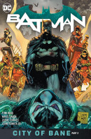 Batman (2016) Vol. 13: City Of Bane Part 2 HC Reviews