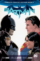 Batman (2016) Vol. 3 Deluxe HC Reviews