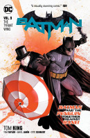 Batman (2016) Vol. 9: The Tyrant Wing TP Reviews