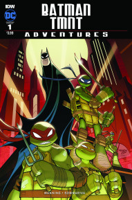 Batman / TMNT Adventures
